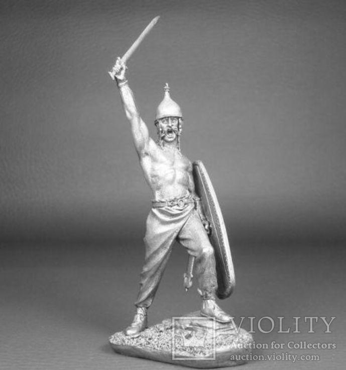 Кельтский воин, 1 век до н.э., фото №2