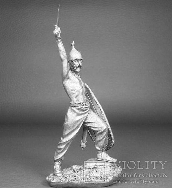Кельтский воин, 1 век до н.э., фото №3