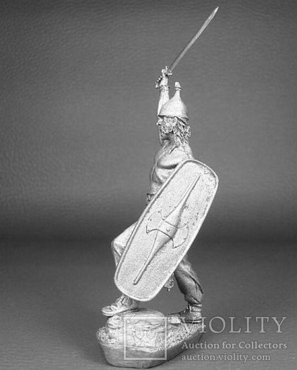 Кельтский воин, 1 век до н.э., фото №4