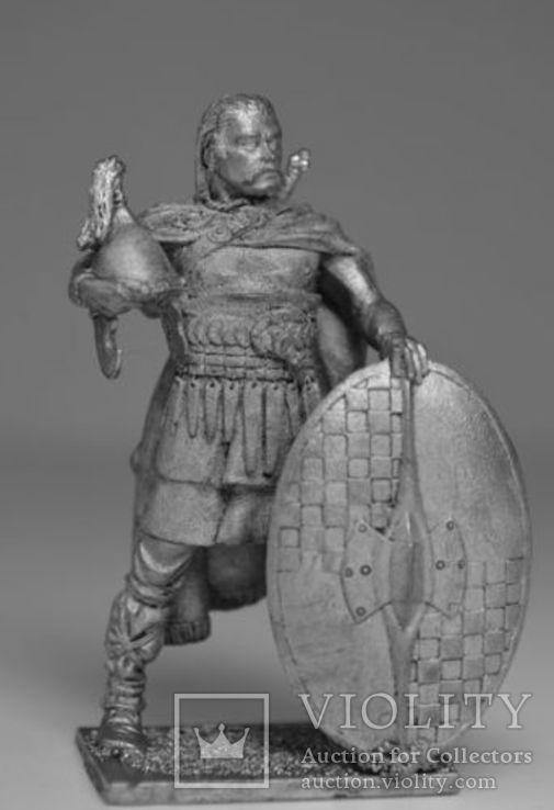 Кельтский воин, 4 век до н.э., фото №2