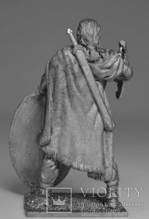 Кельтский воин, 4 век до н.э., фото №3