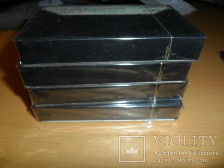 Аудиокассета кассета Новая International ITN C90 - 4 шт в лоте кассеты аудио №2, фото №7