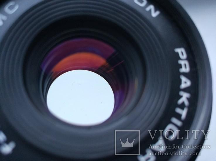 MC Pentacon PRAKTICAR 1:2,4 f=50мм (PB), фото №10