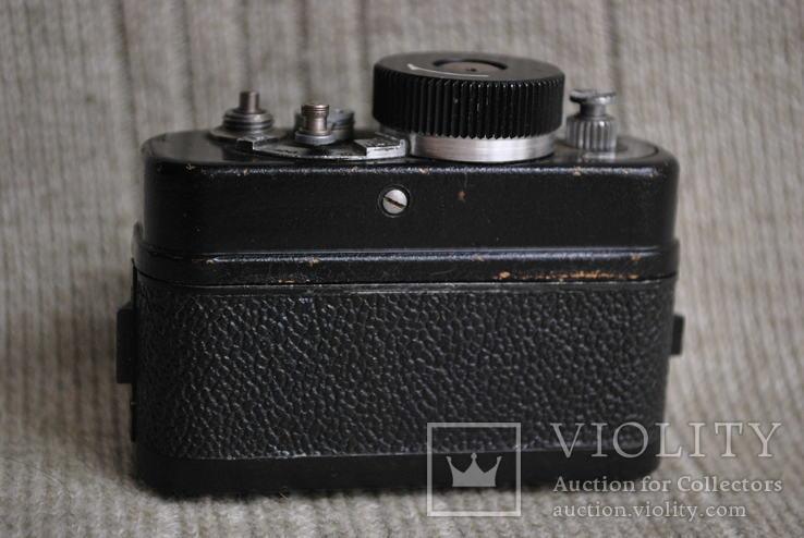 Фотоаппарат АЯКС,( Ф-21), спецтехника, мини формат №5., фото №6