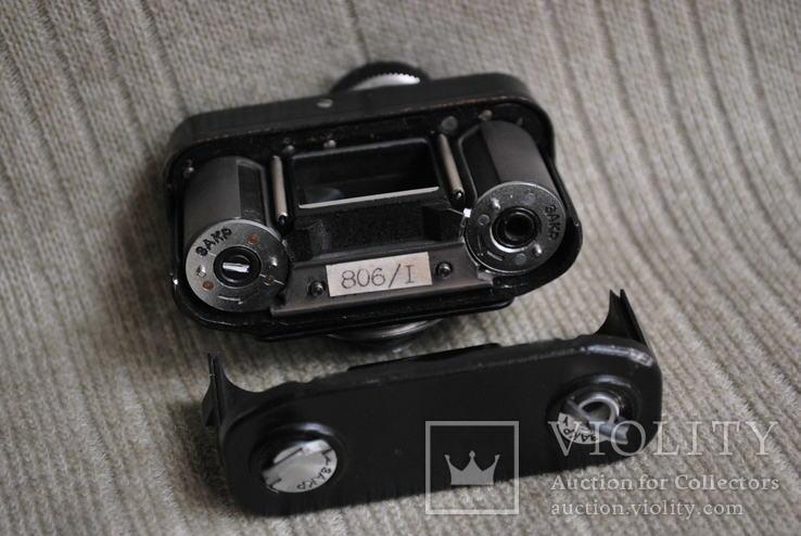 Фотоаппарат АЯКС,( Ф-21), спецтехника, мини формат №5., фото №9