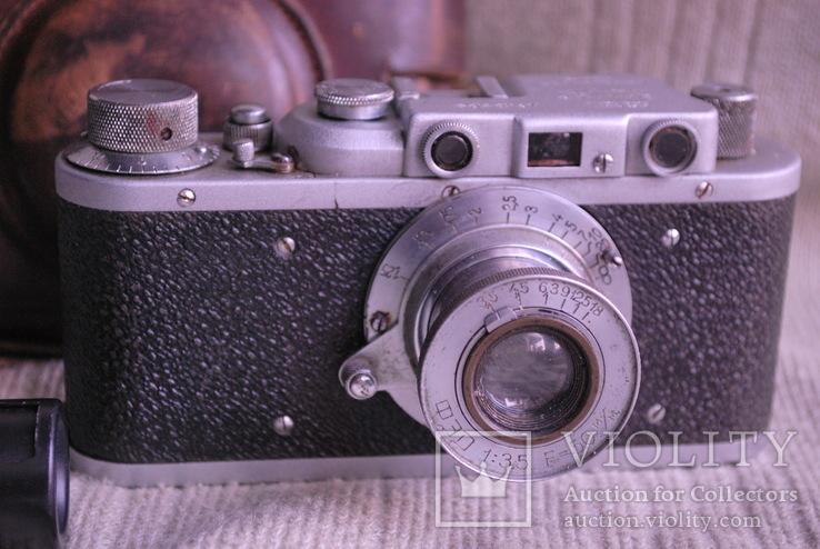 Фотоаппарат ФЭД - НКВД УССР № 19498, фото №3