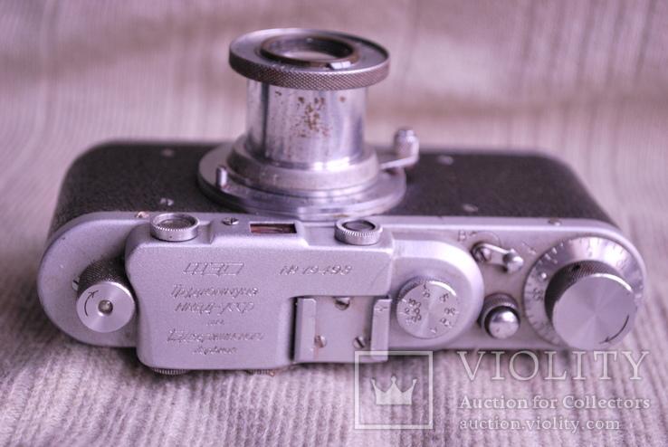 Фотоаппарат ФЭД - НКВД УССР № 19498, фото №4