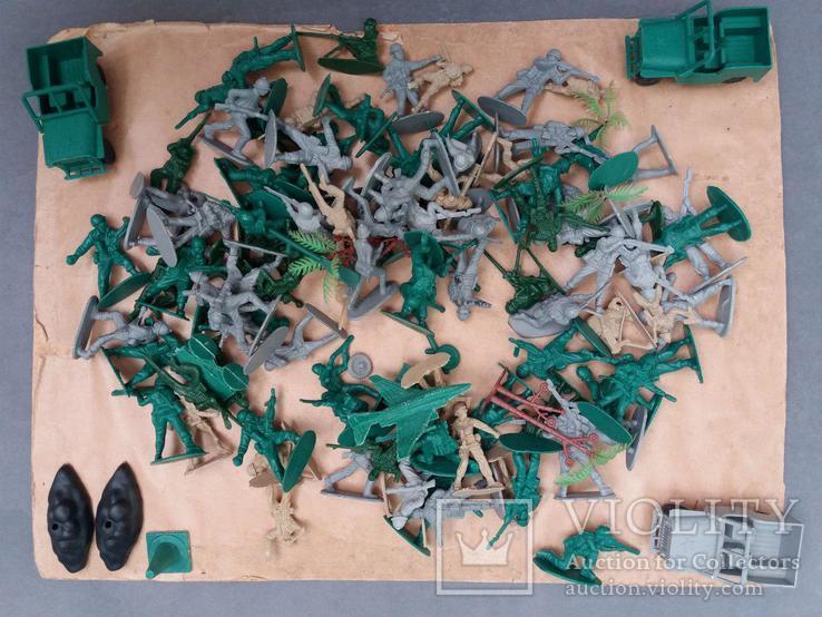 Пластмассовые солдатики, фото №2