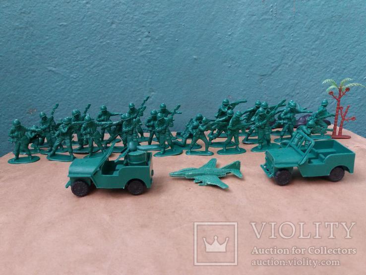 Пластмассовые солдатики, фото №3