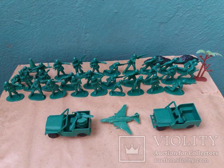 Пластмассовые солдатики, фото №4