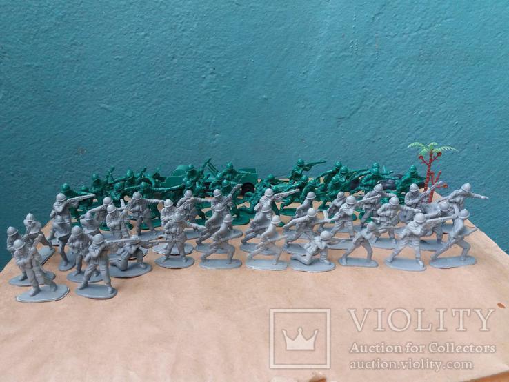 Пластмассовые солдатики, фото №7