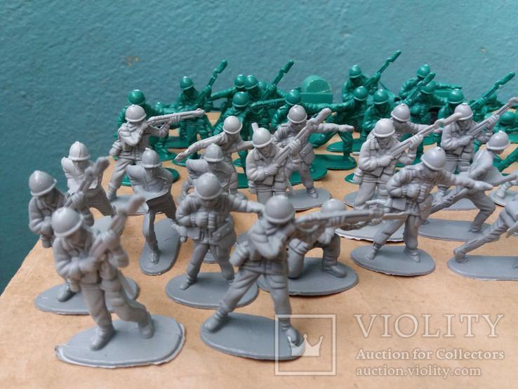Пластмассовые солдатики, фото №8