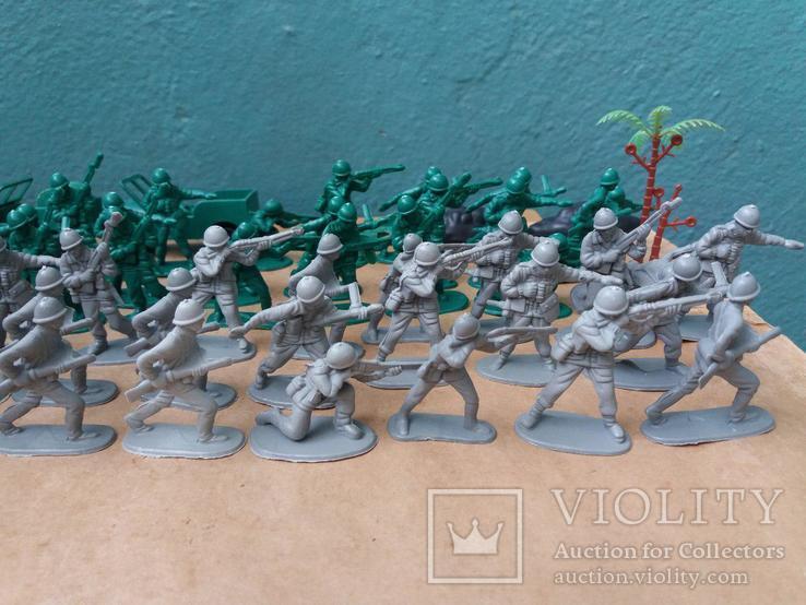 Пластмассовые солдатики, фото №9