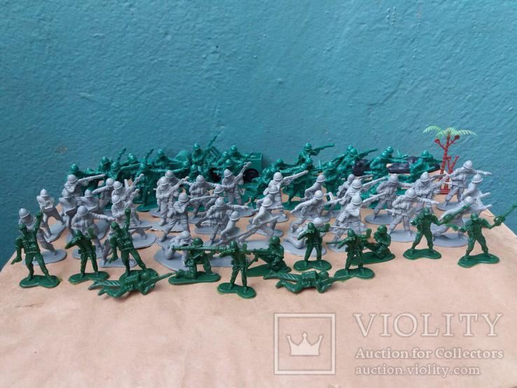 Пластмассовые солдатики, фото №10