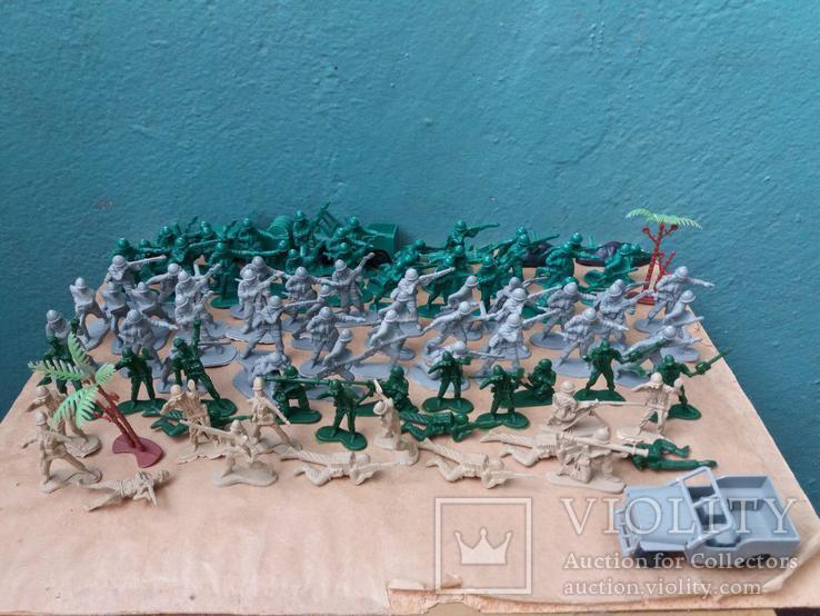 Пластмассовые солдатики, фото №11