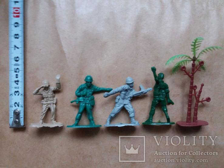 Пластмассовые солдатики, фото №13