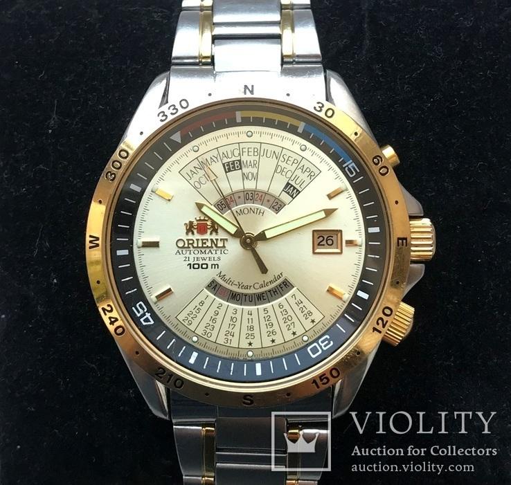 Часы наручные Orient Multi Calendar