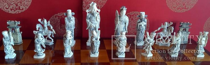 Шахматы Бивень слона., фото №3