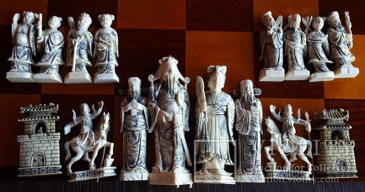 Шахматы Бивень слона., фото №8