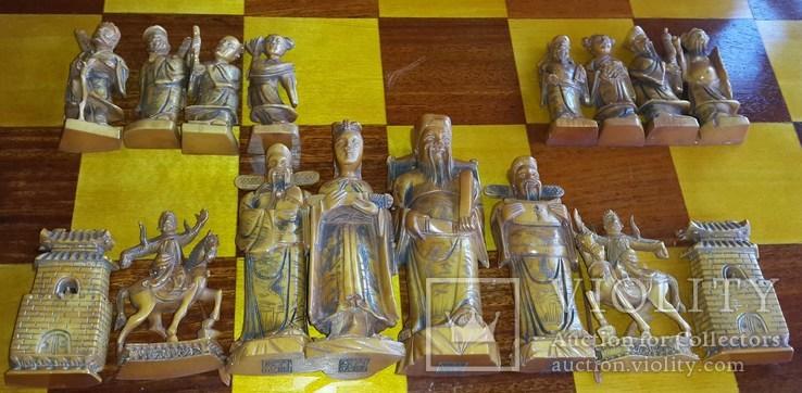 Шахматы Бивень слона., фото №10