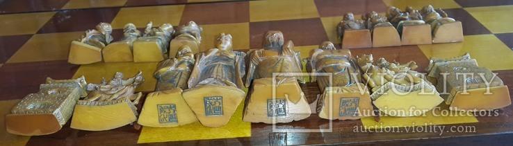Шахматы Бивень слона., фото №12
