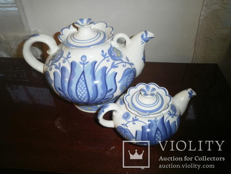 Чайник с заварником, фото №2