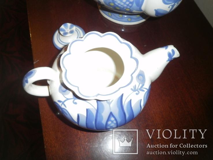 Чайник с заварником, фото №3