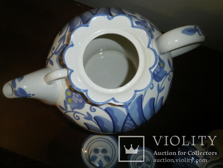 Чайник с заварником, фото №5