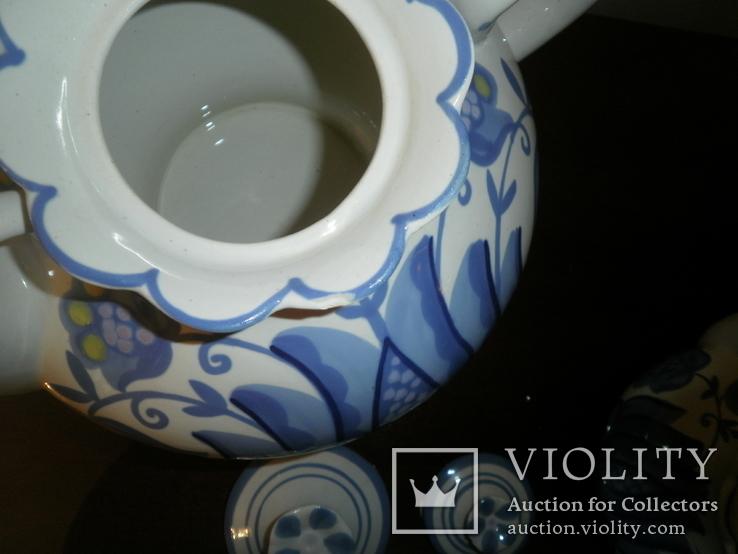 Чайник с заварником, фото №6
