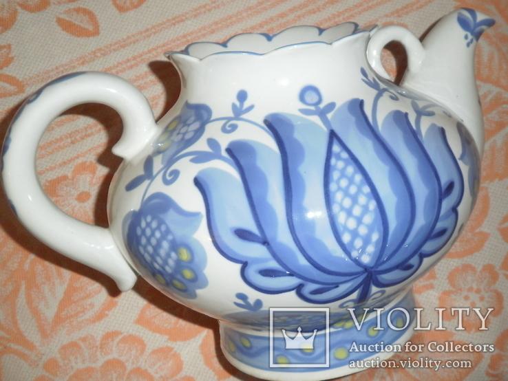 Чайник с заварником, фото №12
