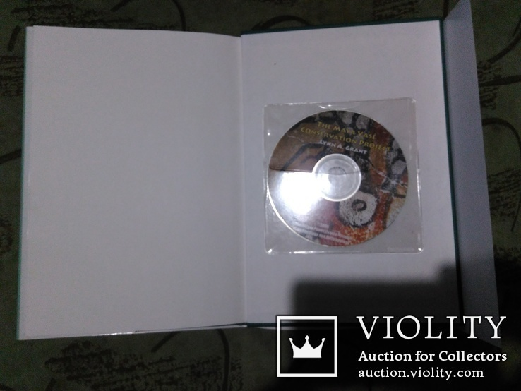 The Maya Vase Conservation Project+CD, фото №4