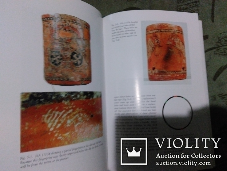 The Maya Vase Conservation Project+CD, фото №9