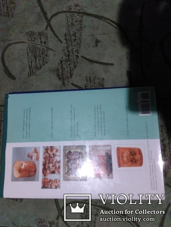 The Maya Vase Conservation Project+CD, фото №13