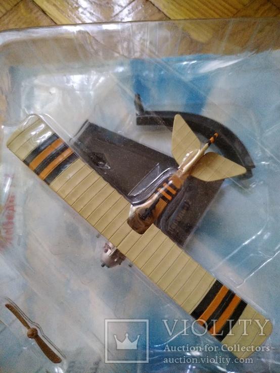 """Деагостини самолет """"Лебедь-12"""", фото №3"""