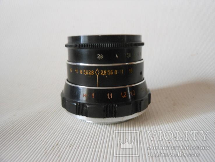 Индустар 61 ЛД, фото №4