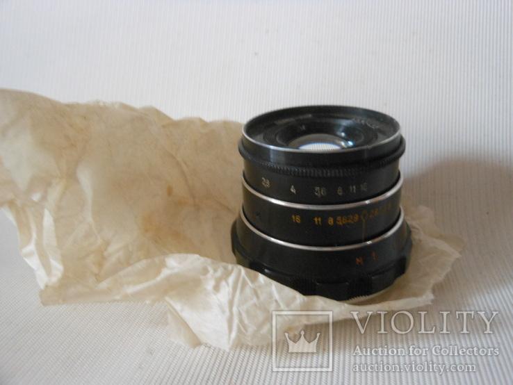Индустар 61 ЛД, фото №2