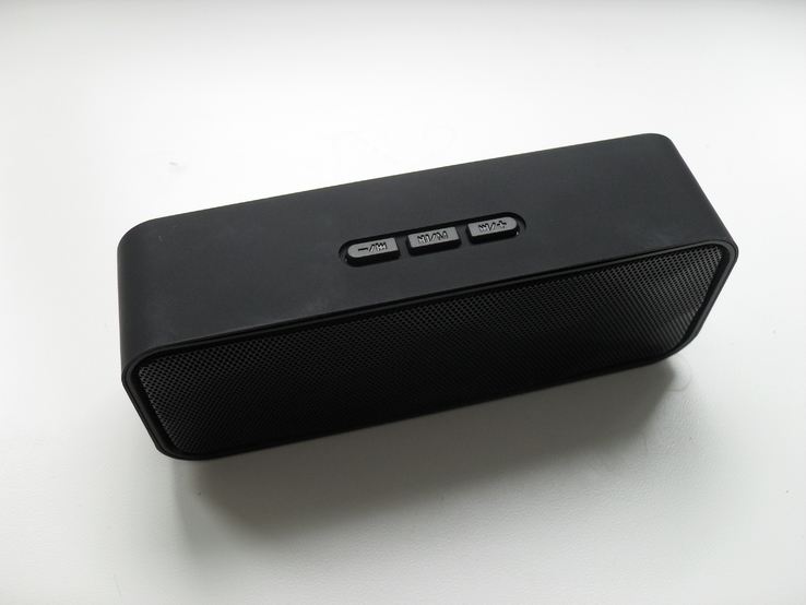 Портативная колонка Bluetooth SPS K31 (FM, Bluetooth, Power bank, SD )