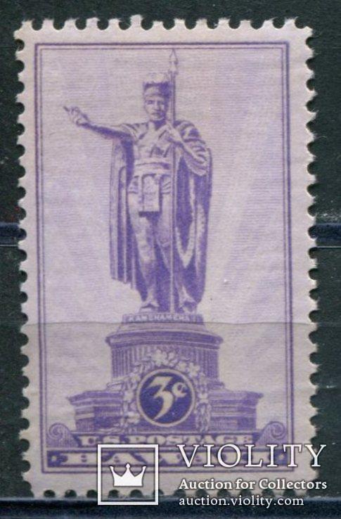 США 1937 Территориальные вопросы - Гавайи 3С