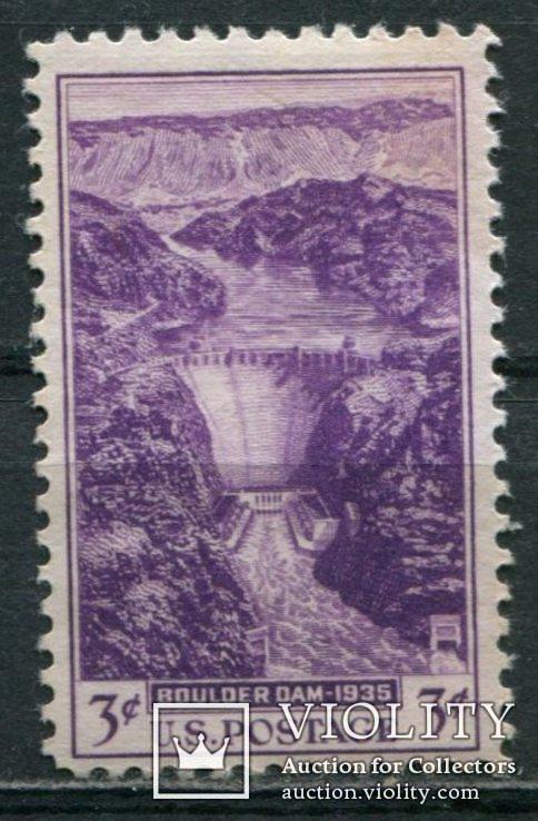 США 1935 Боулдер-Дам 3С, фото №2