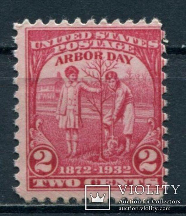 США 1932 День посадки деревьев 2С