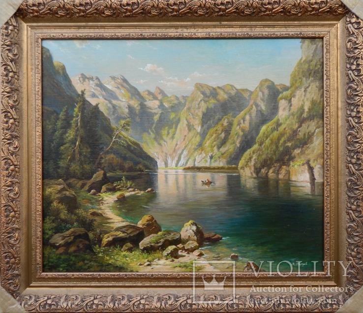 Австрийское озеро