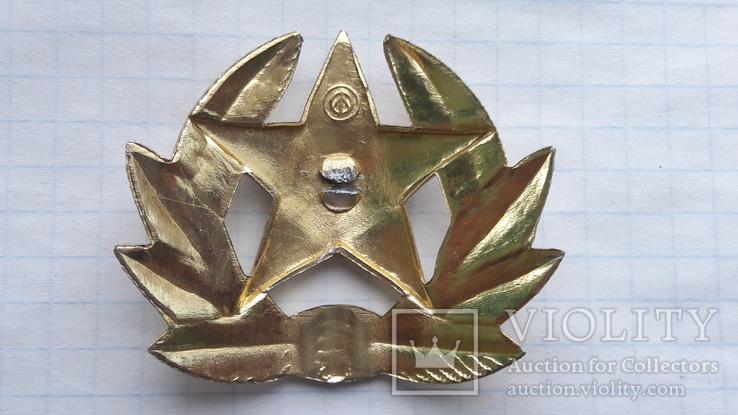 Кокарда солдатская на шапку,фуражку, фото №3