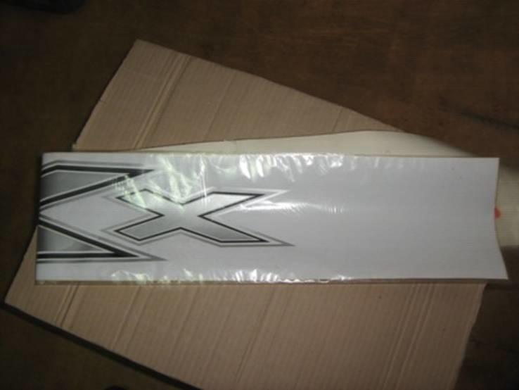 Наклейка на лобовое стекло ., фото №4