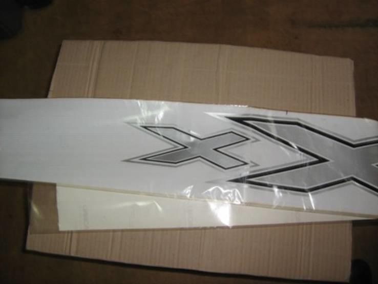 Наклейка на лобовое стекло ., фото №5