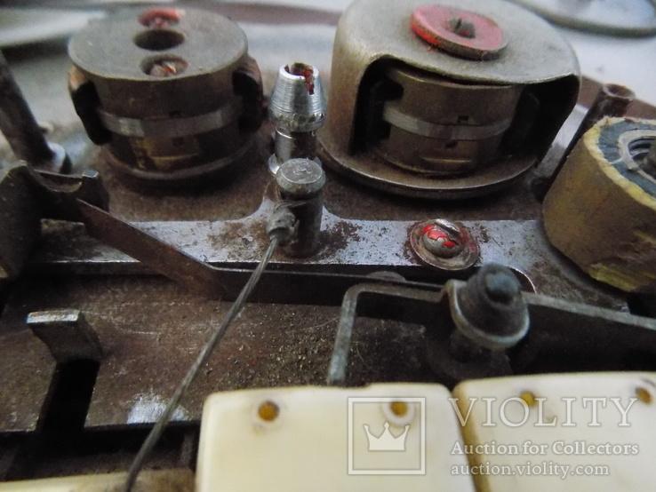 Ламповий магнітофон Gintaras 1960, фото №5