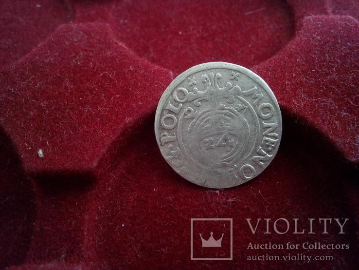 Półtorak 1627 Zygmund III Waza
