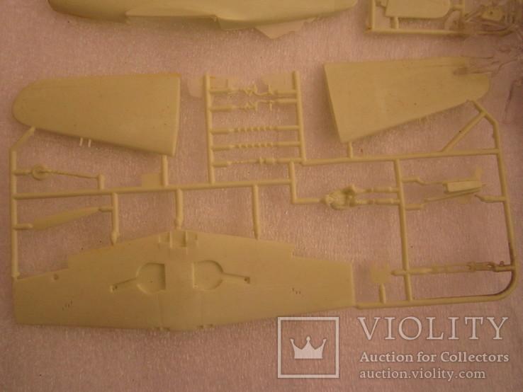 Модель самолета истребитель Аэрокобра Р-39, фото №4