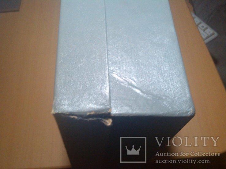 Старая большая коробка Октябрь 50, фото №9