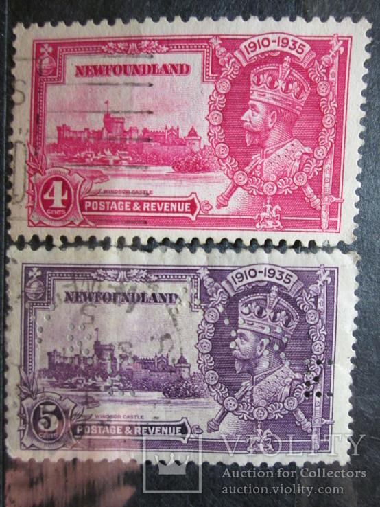 Ньюфаундленд 1935 гаш