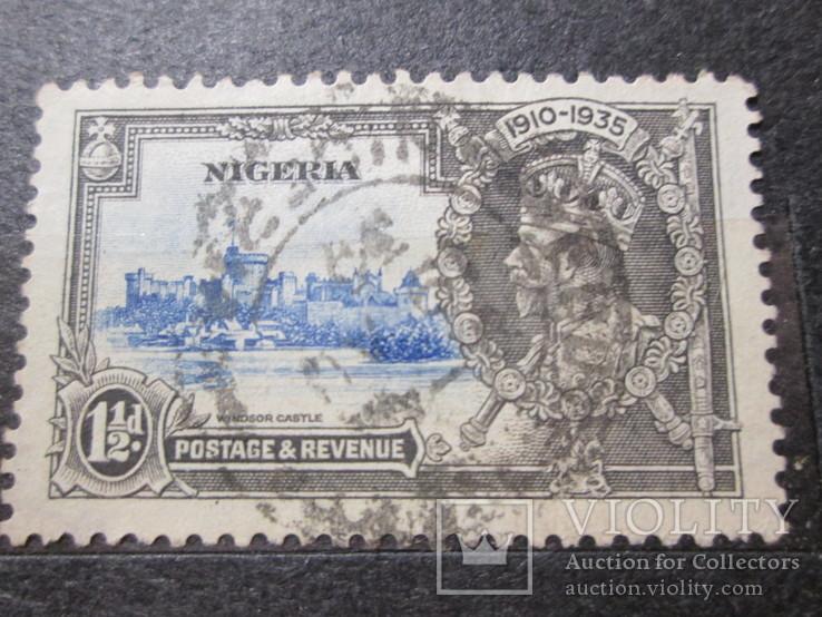 Нигерия 1935 гаш